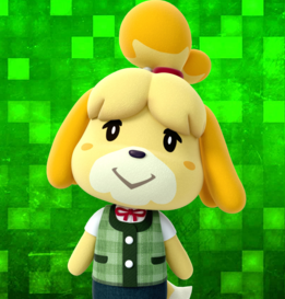 Isabelle Profile Pic by epicyoshi21