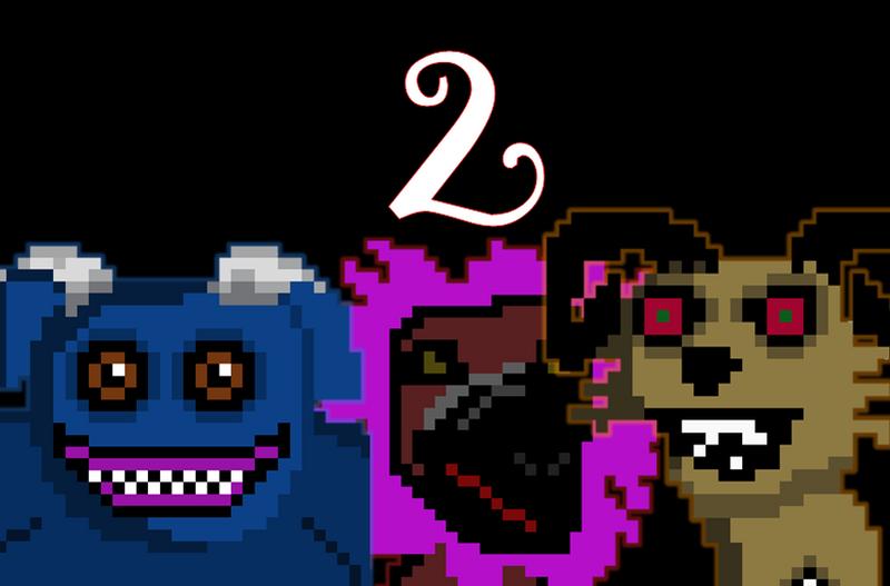123 Slaughter Me Street 2 - Pixel Version by epicyoshi21