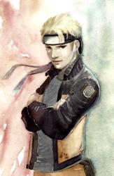 Naruto Kyubi by airasan