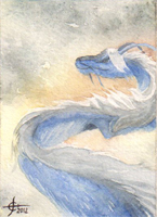 ACEO for ElorenLeianor by airasan