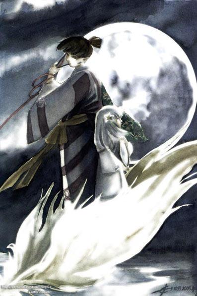 Kagura and Kanna by airasan