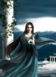 Darina the wizard by airasan