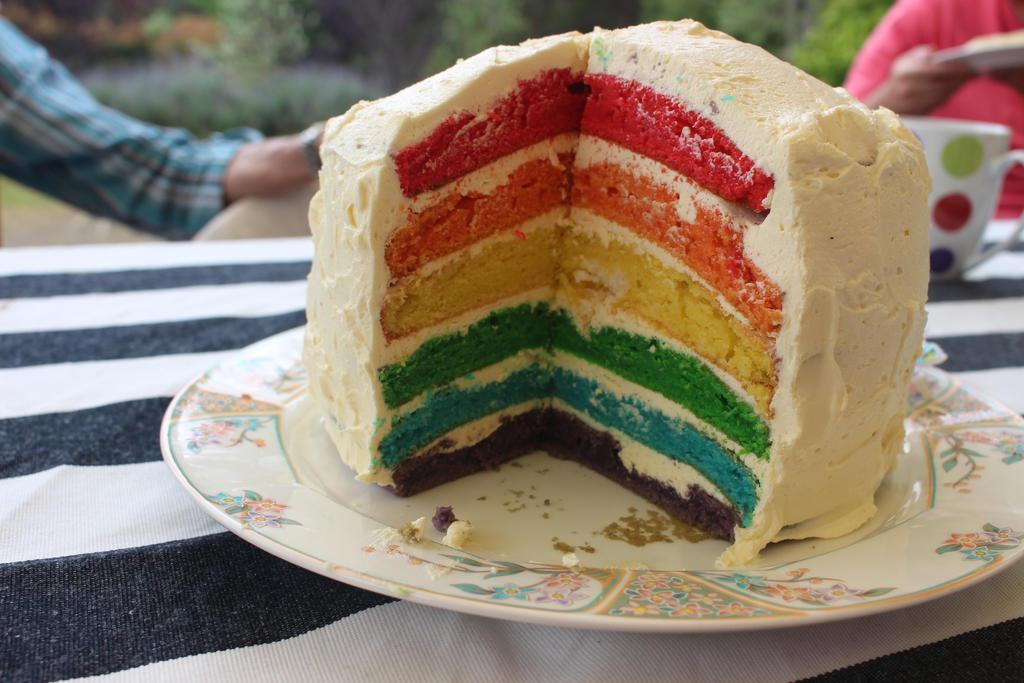 Cake by mangomagic101