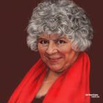 Miriam Margolyes by dankershaw