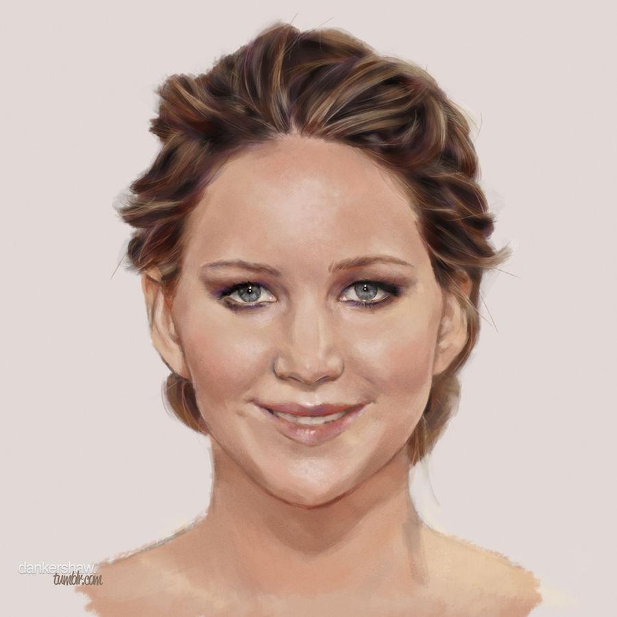 Jennifer Lawrence #GoldenGlobes2013