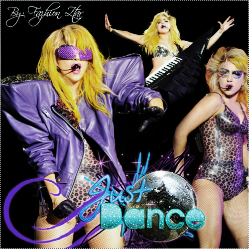 how to dance to just dance by lady gaga
