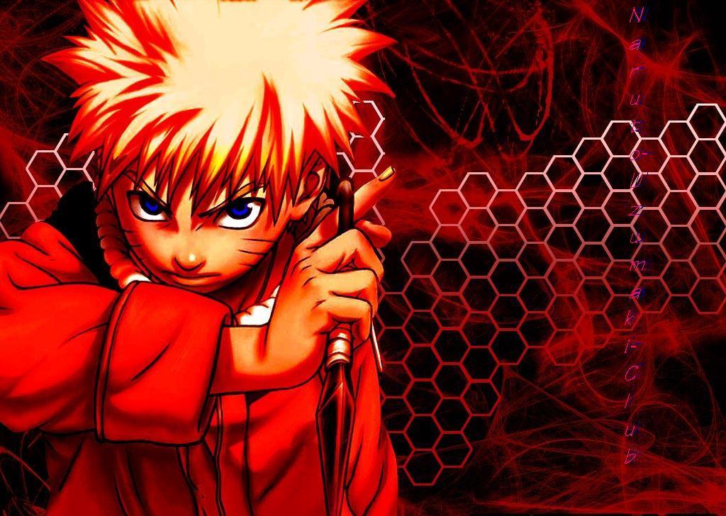 Favourite movie: Naruto the Movie 1&2; Wallpaper of choice: NARUTO!