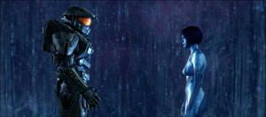 John And Cortana (Halo 4)