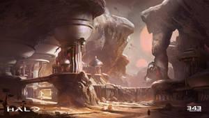 Halo 5  Guardians : Concept Art