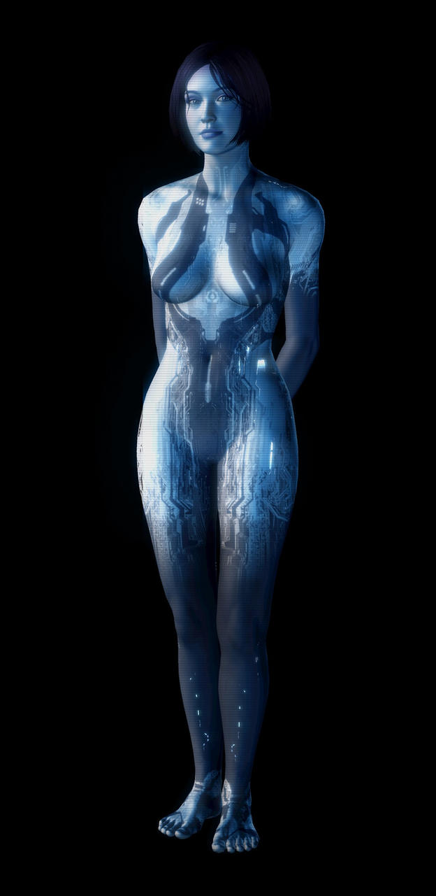 Cortana de halo 4 desnuda hentai galleries