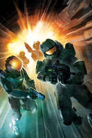 Halo : Escalation by HaloMika