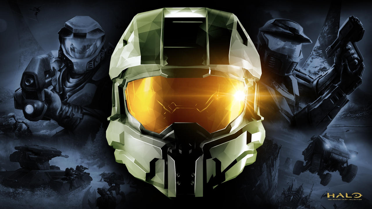 Halo The Master Chief Collection Wallpaper By Halomika On