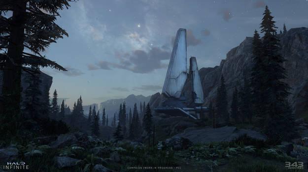 Halo Infinite - Campaign Screenshot