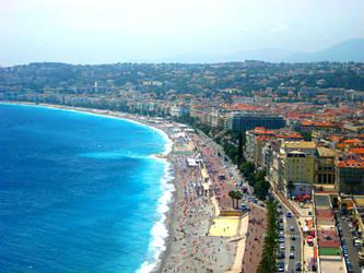 Cote D'Azur, France by happycamper19