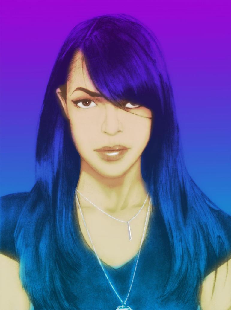 Aaliyah 2.0 by REFLEX76