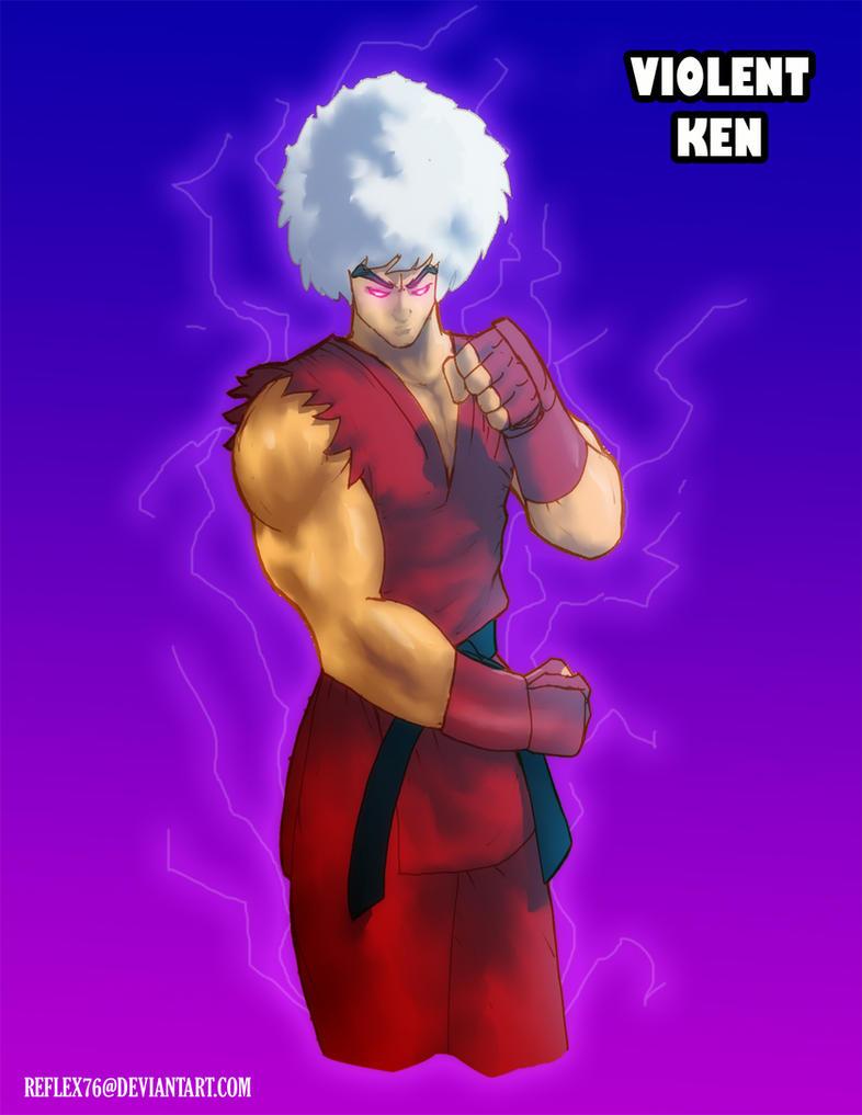 Violent Ken 2 by REFLEX76