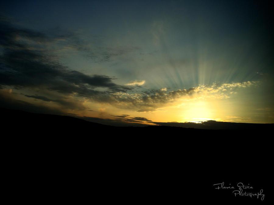 Sunset by floophya