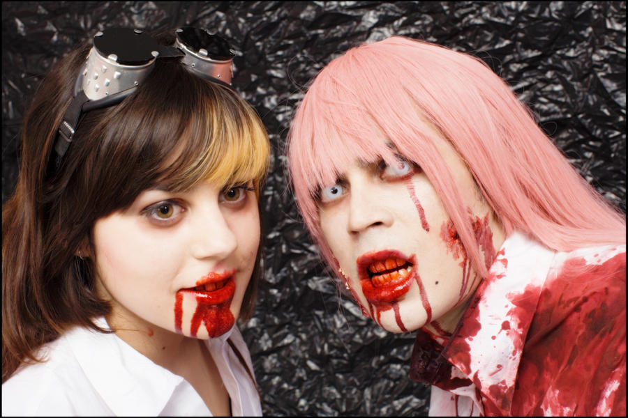 The blood is life by SasukeTakeuchi