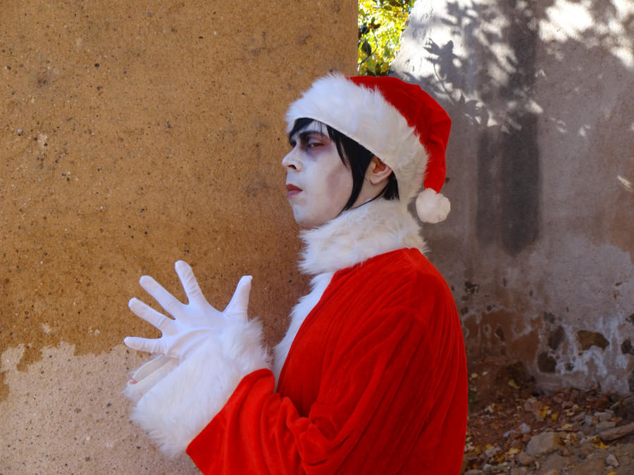 Santa Barnabas Collins by SasukeTakeuchi