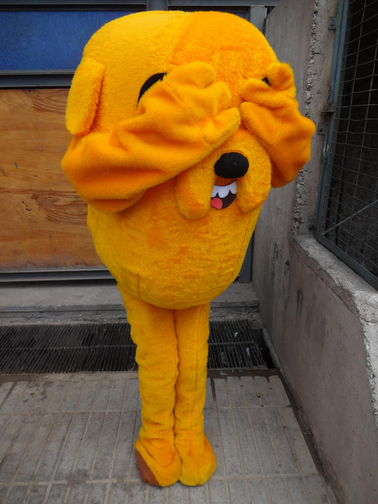Jake the dog by SasukeTakeuchi