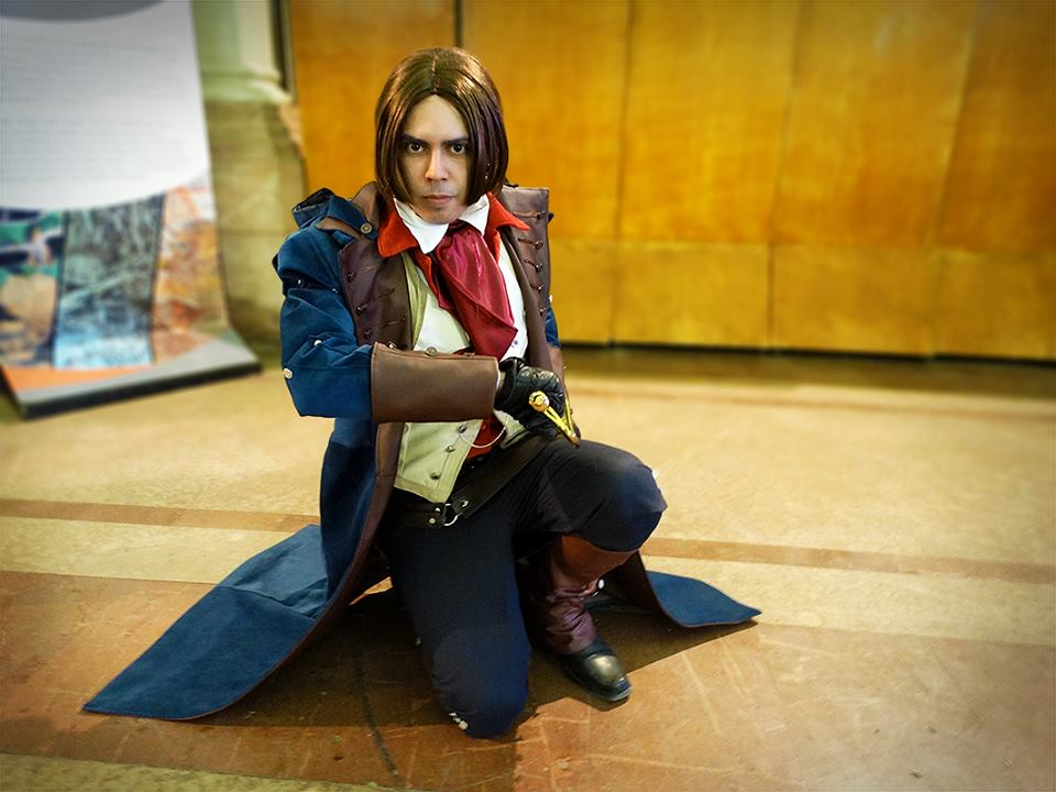 Assassin's creed unity Arno dorian by SasukeTakeuchi