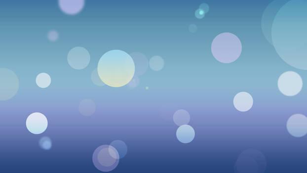 iOS 7 style desktop wallpaper