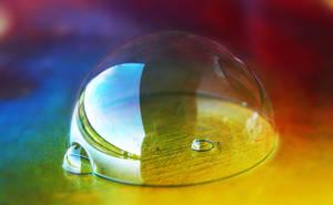 bursting bubbles by xexaplex