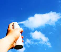 cloud spray by xexaplex
