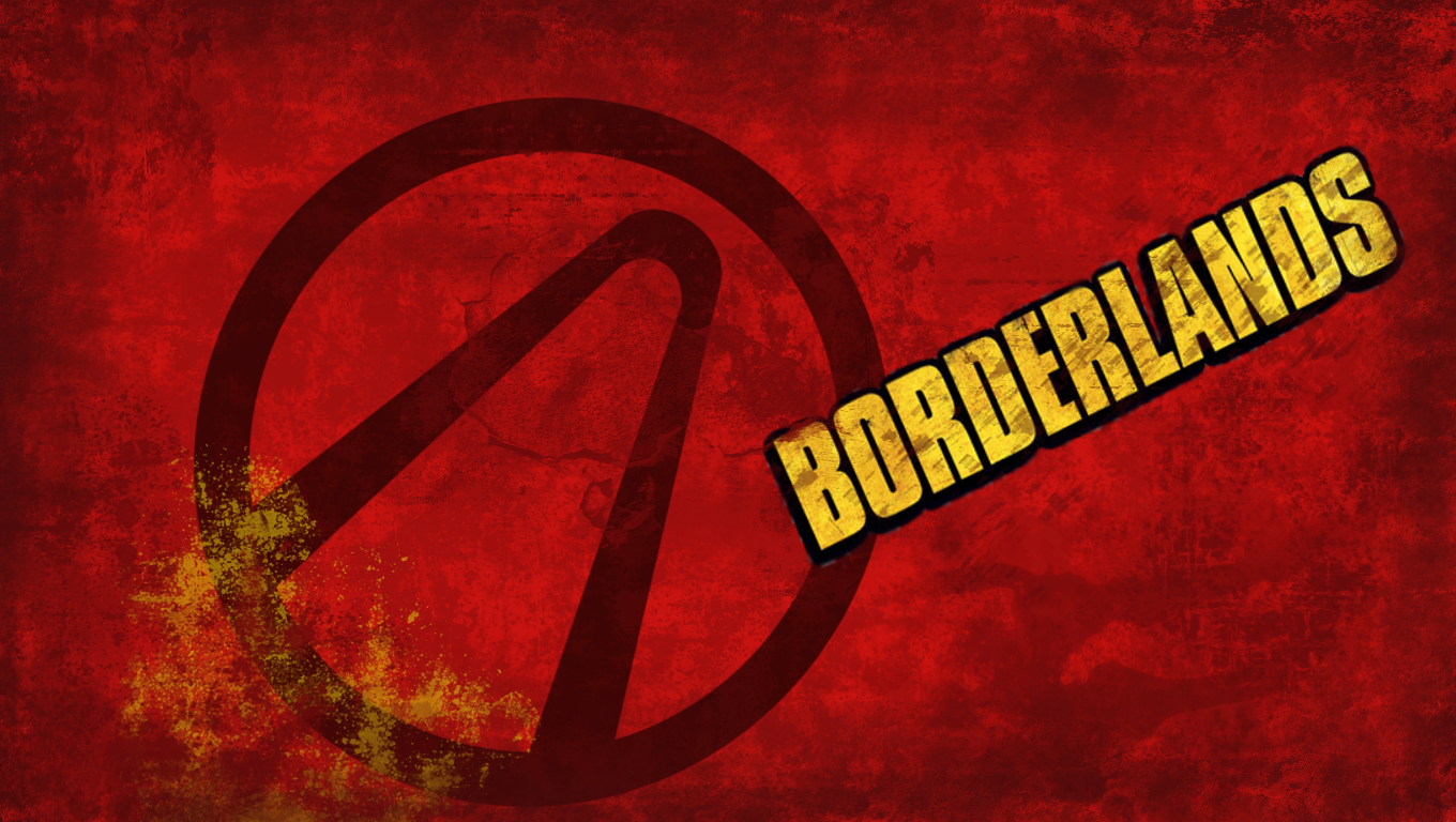Borderlands Wallpaper ( 1360x768 ) By Tearsky-Official On