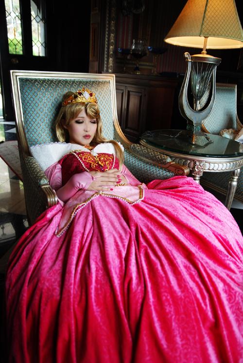 princes Aurora by mizukimochizuki