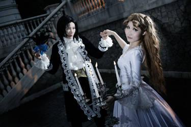Phantom by mizukimochizuki