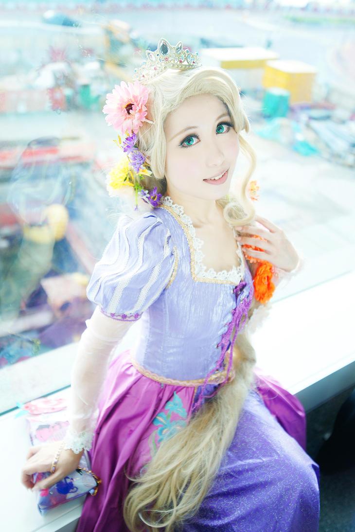 Rapunzel by mizukimochizuki