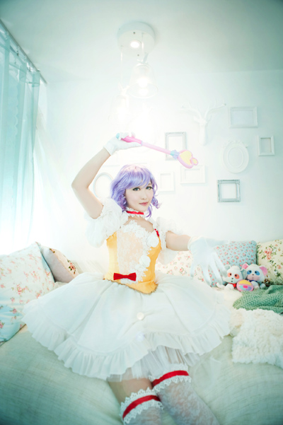 Creamy mami by mizukimochizuki