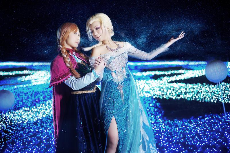 Frozen by mizukimochizuki