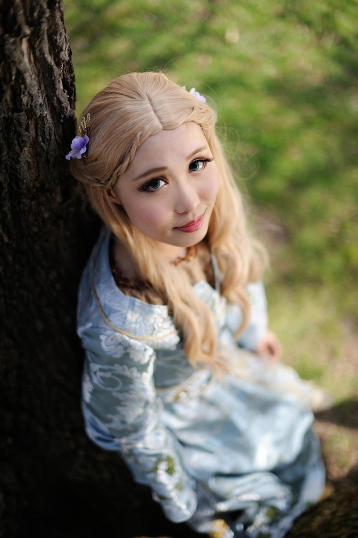 Aurora by mizukimochizuki