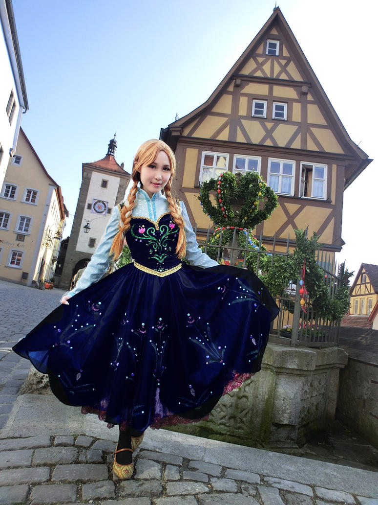 Anna by mizukimochizuki