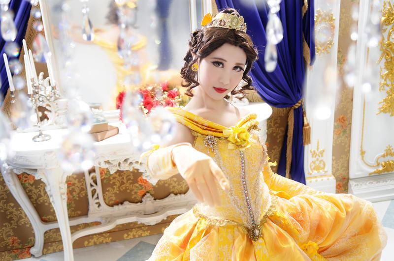 Belle by mizukimochizuki