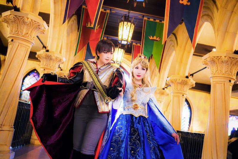 Philip and Aurora by mizukimochizuki
