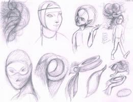 Sketchdump 11 Mar '18