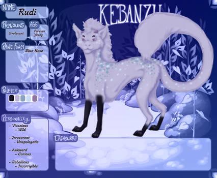 Kebanzu Registration: Rudi