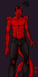 Demon Bran by ReigneWolvenshire