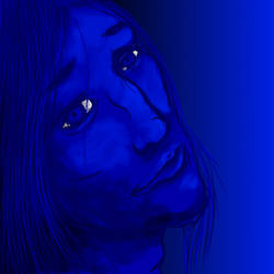 Mutate in Blue by ReigneWolvenshire