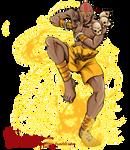 Super Duper Street Fighter Collab - Dhalsim