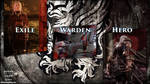 Dragon Age Origins: Exile, Warden, Hero