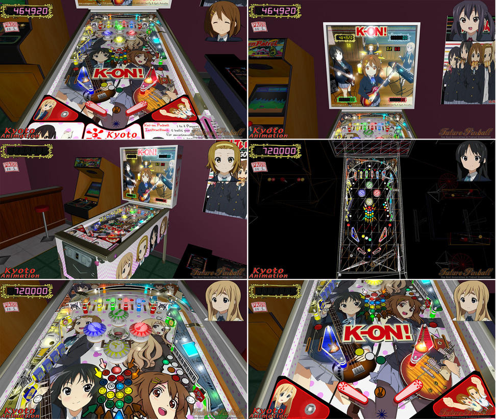 K-On Moe Pinball by lordyupa