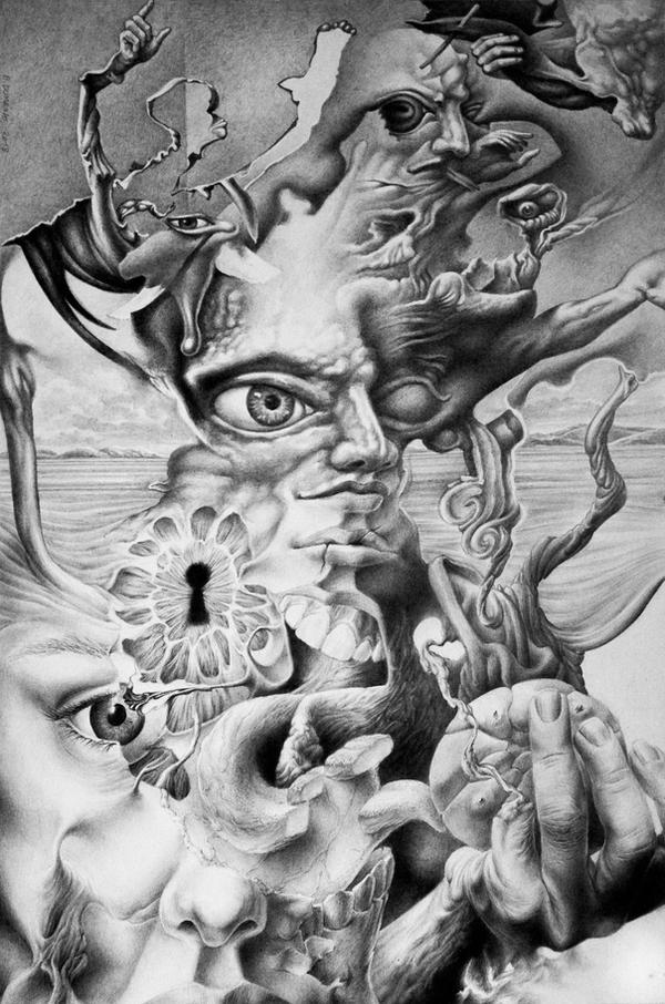 Don Peyote by sakaaali