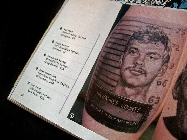 Jeffrey Dahmer Jeffrey dahmer by aliciadahmer