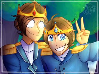 Royal Origin by iiFutureSketch