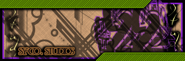 Sy-co Banner by Sycostudios