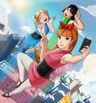 PowerPuff Girls!